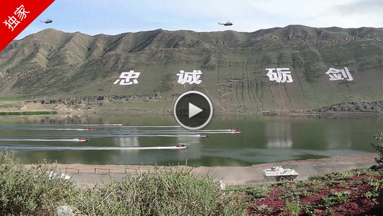 武警新疆总队宣传片:他们就是天山雪域的传说