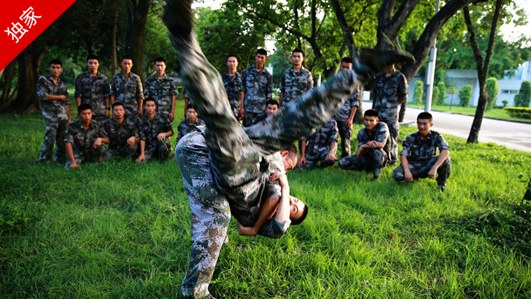 驻香港部队特种兵比起内地部队有什么不同
