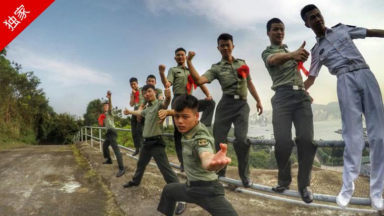 【难说再见】驻港退伍士兵:难舍军营,再续辉煌