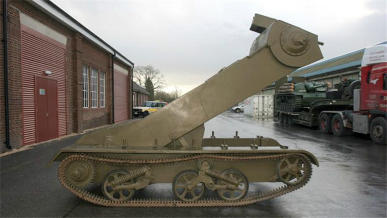 《坦克世界》苏军激光坦克