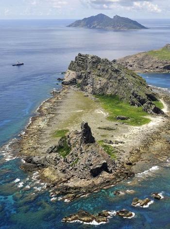 """外交部回应日本课改将钓鱼岛篡改为""""日固有领土"""""""