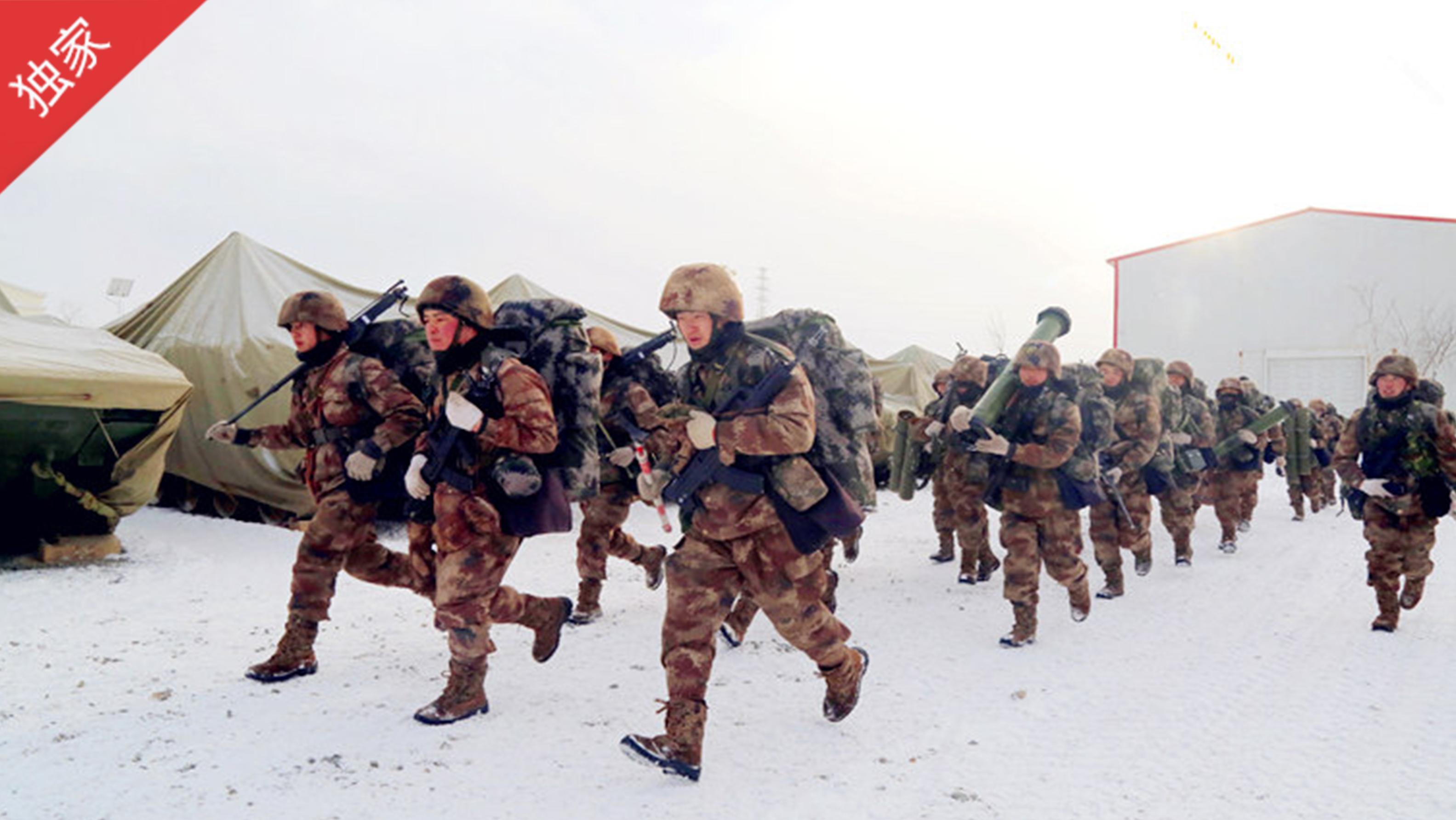 第76集团军:一场异地同步紧急拉动演练