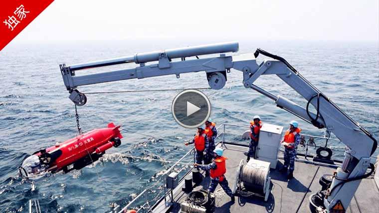 向实战聚焦:海军举行水雷战竞赛性考核