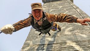 第26集团军某特战旅锻造反恐尖兵