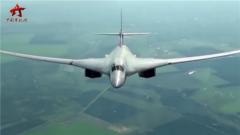 俄图-95远程战略轰炸机年过60仍宝刀不老