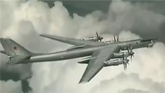 2014年俄图-95远程战略轰炸机飞行频次创新高