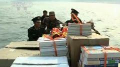 全军各部队把丰盛的年货送上高原海岛、边关哨所