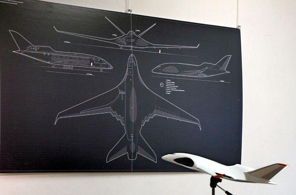 输机设计造型科幻