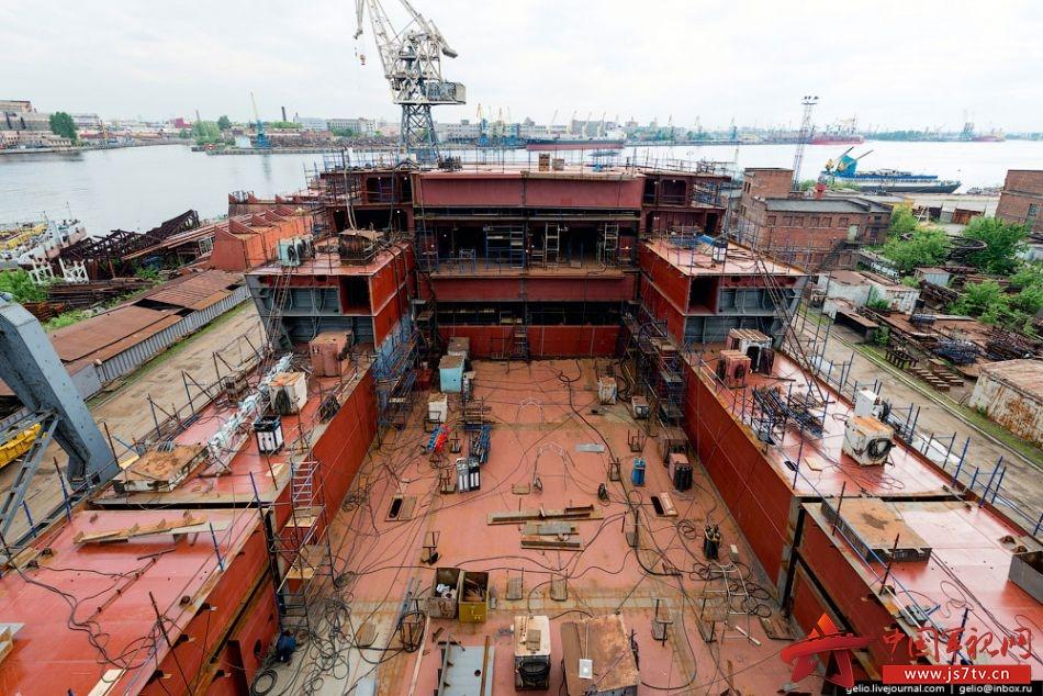标签:俄罗斯波罗的海造船厂