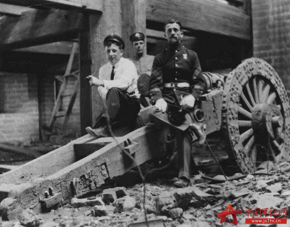 澳门表演八国联军_组图:回首百年前的国耻 八国联军随军牧师拍摄的北京