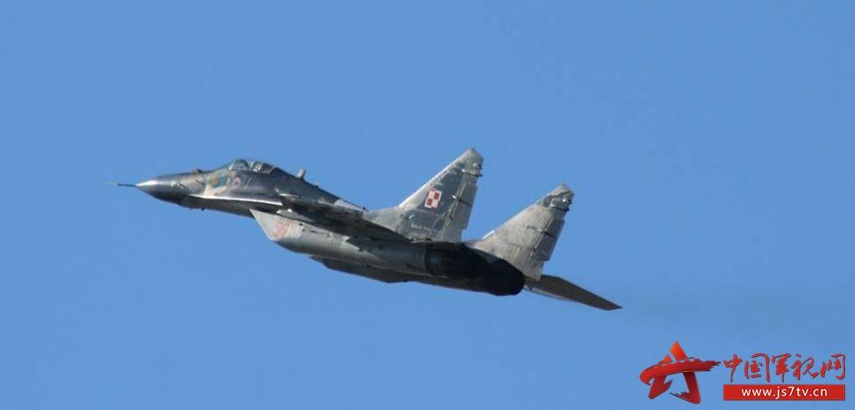 米格 29飞机上的iff
