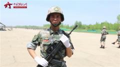 《我想對你說》走進閱兵營地:戰士姚雪楓的真情流露
