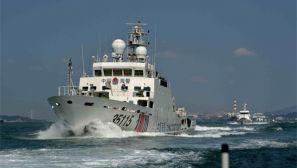 福建海警总队开展海上综合作战实兵演练和专业技能比武