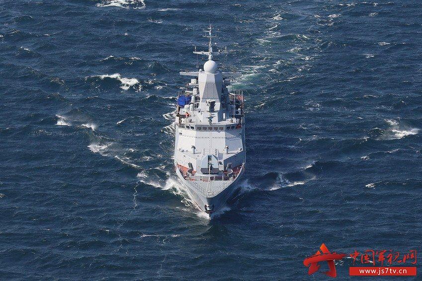 新的守护级护卫舰