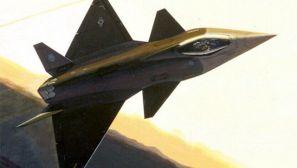 组图:揭秘常被误认为是歼20的美国战机