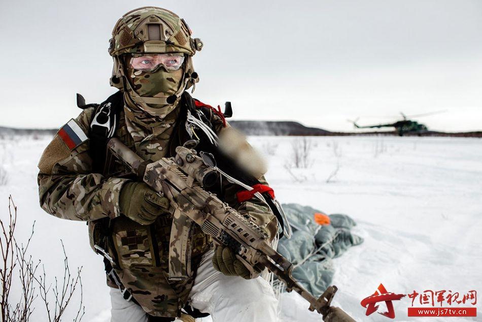 特种部队,俄罗斯,俄军