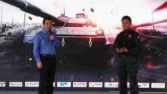 张召忠:通过游戏动漫让更多年轻人爱国爱军人