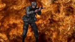 解放军出品中国首款原创军事游戏《光荣使命》