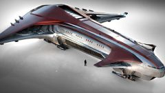 《星际公民》Genesis Starliner星舰