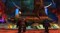 《魔兽世界》7.0武僧职业大厅预览