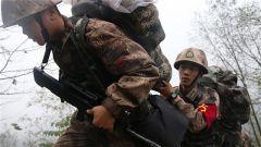第13集团军:千里拉练路 浓浓战友情