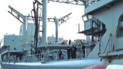 上海迎来巴基斯坦海军舰艇编队友好访问
