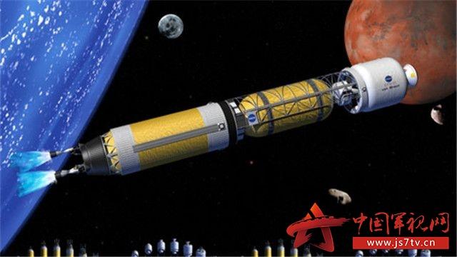 据俄罗斯卫星网18日报道,根据俄联邦太空计划2016至2025年的相应规划,俄罗斯将于2025年之前完成核动力太空飞船的制造和飞行试验准备。   报道称,核子研制计划定于2025年前应完成核动力飞船技术验证机的生产和飞行试验准备。但联邦太空计划没有考虑进行发射和试飞。   俄罗斯国家原子能公司新闻局局长安德烈伊万诺夫说:核动力飞船研制工作正按计划进行。我们可以有较大的把握说,工作将按项目如期完成。   他解释说,目前已研制出结构独特的核燃料元件,其结构保证了在高温、温度大梯度变化、高辐射条件