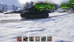 坦克世界F系扛线新秀AMX M449装甲评测