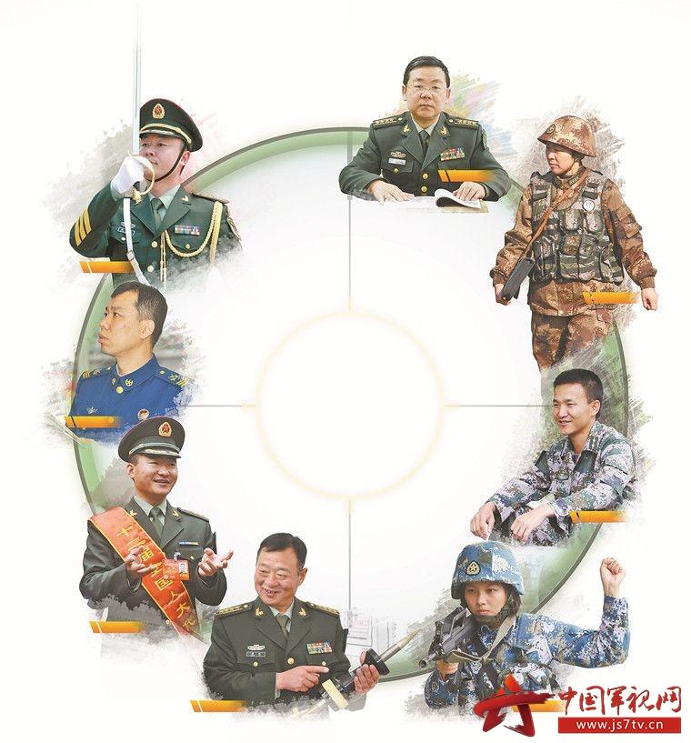 记者前往8位军队基层人大代表工作训练一线采访,从他们履职尽责的步伐