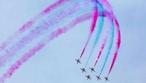 组图:中国武直10首次参加巴基斯坦阅兵