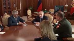 普京宣布组建国家近卫军 执行反恐等任务