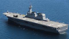 日欲派准航母赴菲联合军演 搭配潜艇为菲打气