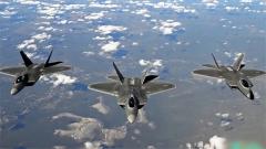 美媒曝F-22战机作战机密:曾部署叙监控俄军机