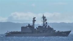 """日本4艘舰艇""""搅闹""""南海 专家:传递危险信号"""
