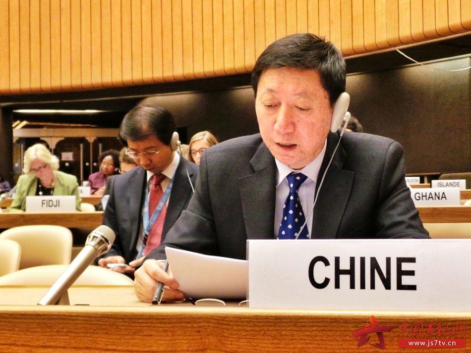中国代表主张公正调查叙境内化武袭击事件传言