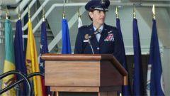 女上将首次出任美战区司令 曾叫嚣空军常飞南海