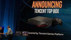 腾讯游戏携手英特尔、海尔 TGP游戏主机首发问世