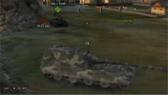 《坦克世界》E100坦克歼击车