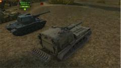 《坦克世界》M系九级自行火炮M53最受好评