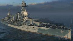 战舰世界的坚实之盾 德克萨斯