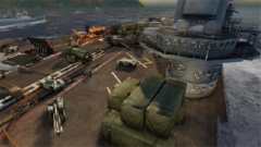 《光榮使命》:遼寧艦航母編隊威武抵釣魚島近海