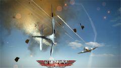 3D空战竞技手游《浴血长空》超神战机劲爆出炉
