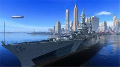 《战舰世界》印第安纳波利斯大幅提升装甲
