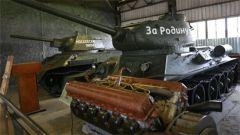 《战争雷霆》探访库宾卡坦克博物馆