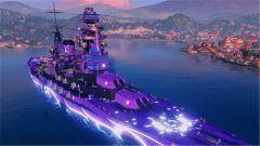 《战舰世界》海雾长门——木头人