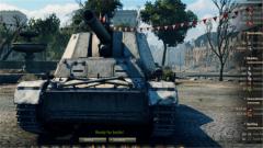 《坦克世界》新版本车库界面变化