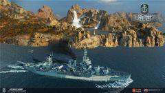 《战舰世界》全新夏日版本揭秘