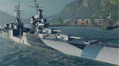《战舰世界》印第安纳波利斯评测