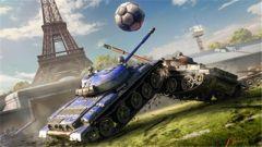 《坦克世界》将推出足球赛模式