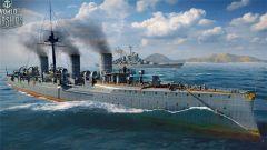 《战舰世界》4系9级巡洋舰对比分析